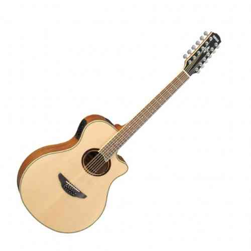 Электроакустическая гитара Yamaha APX--700II-12 N #1 - фото 1