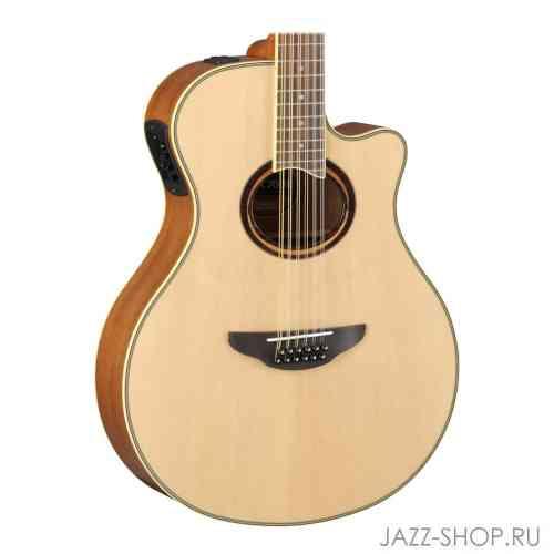 Электроакустическая гитара Yamaha APX--700II-12 N #2 - фото 2