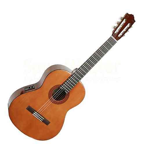 Классическая гитара YAMAHA CX-40 #2 - фото 2