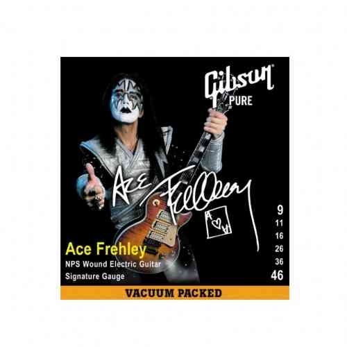 Gibson SEG-AFS Ace Frehley SIG. Electric .009-.046