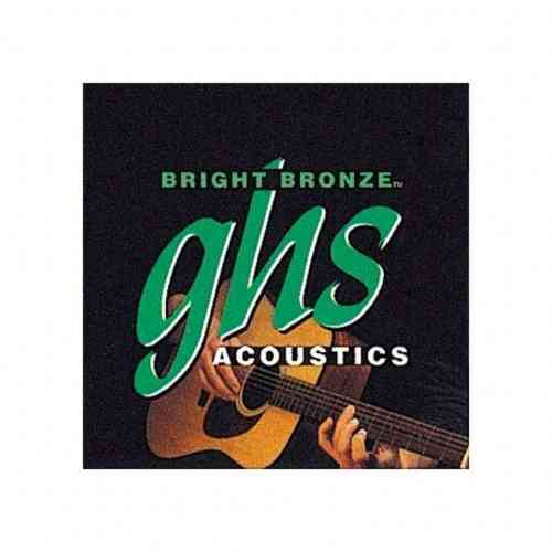GHS Strings BB10U Bright Bronze 10-46