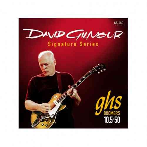 GHS David Gilmour Red Signature 10-50