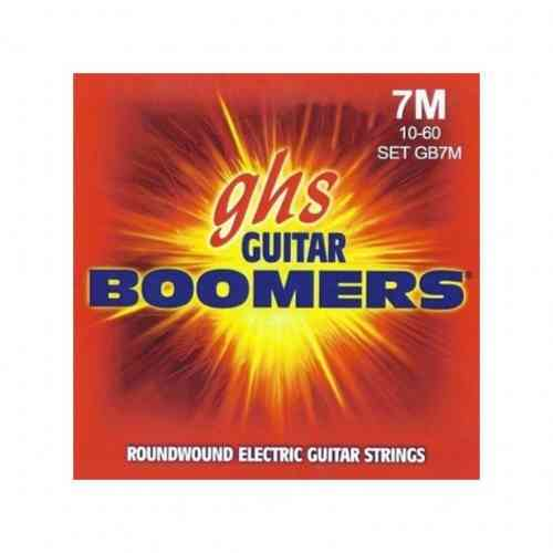 GHS Strings GB7M Guitar Boomers™ 10-60