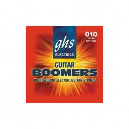 GHS Strings GBL Guitar Boomers™ 10-46