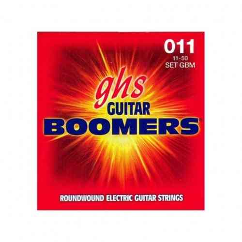 GHS Strings GBM Guitar Boomers™ 11-50