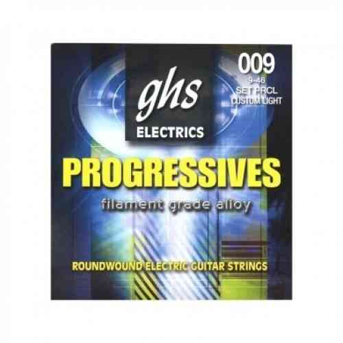 GHS Strings Progressives PRCL 09-46