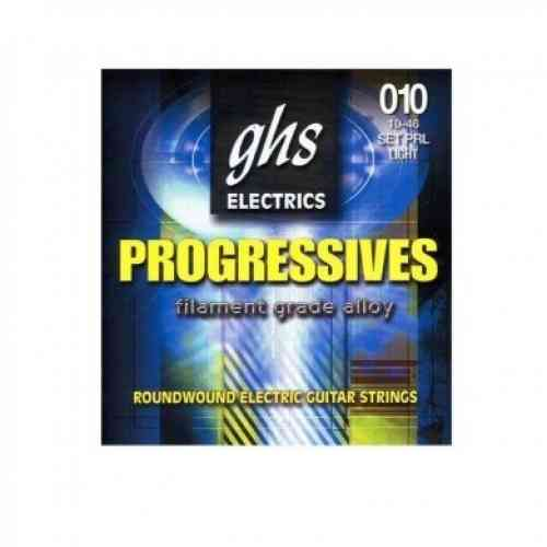 GHS Strings Progressives PRL 10-46