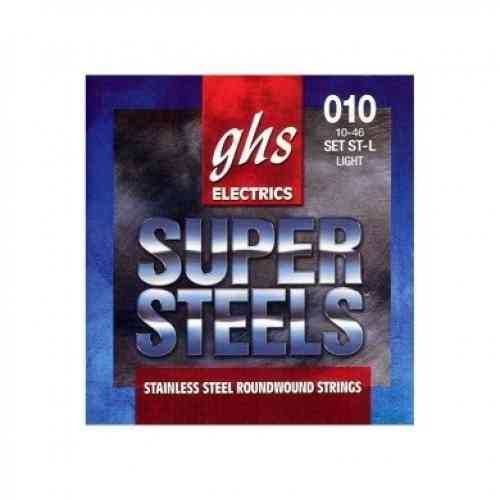 GHS Strings ST-L Super Steel 10-46