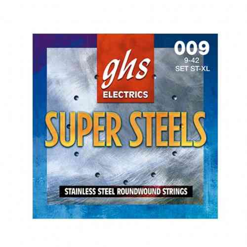GHS Strings ST-XL Super SteelT 09-42
