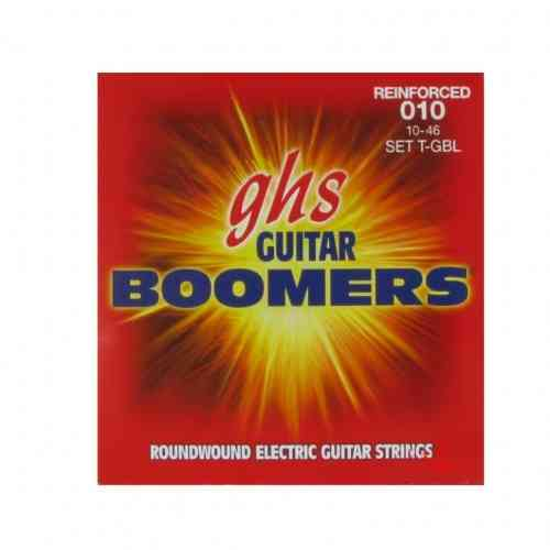 GHS Strings T-GBL Reinforced Boomers 10-46