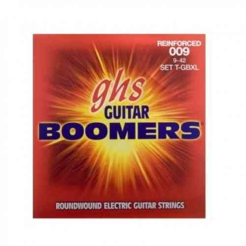 GHS Strings T-GBXL Tremolo End Boomers™ 09-42