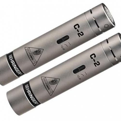 Студийный микрофон Behringer C-2 #1 - фото 1