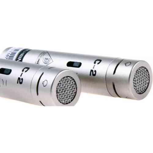 Студийный микрофон Behringer C-2 #2 - фото 2