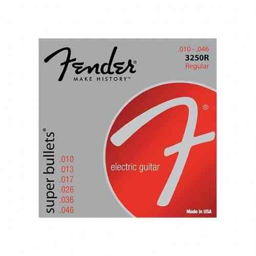 Fender Strings New Super Bullet 3250R NPS Bullet End 10-46