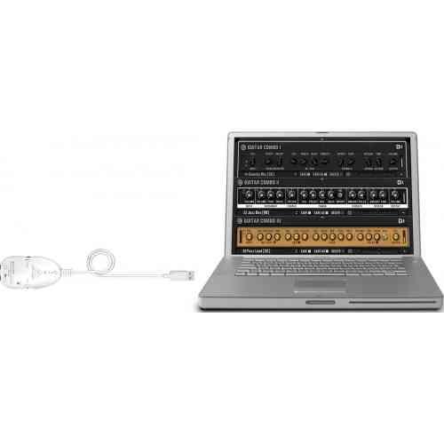 Звуковая карта USB-аудиоинтерфейс BEHRINGER UCG102 #3 - фото 3