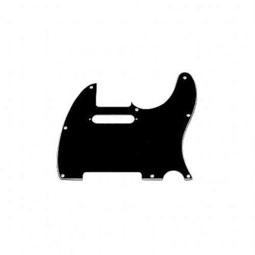 Fender Pickguard Tele Black 3-PLY