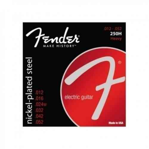 Fender Strings New Super 250H NPS Ball End 12-52