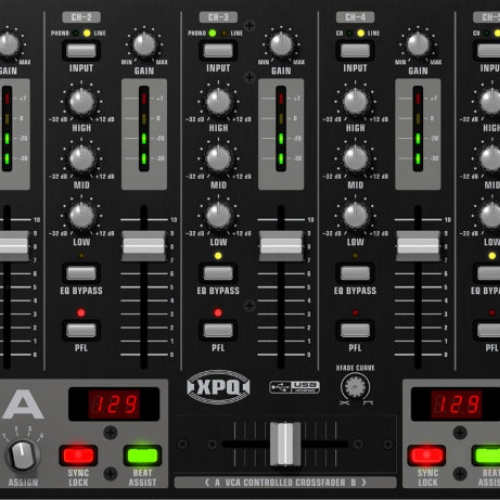 DJ микшер Behringer VMX1000USB #1 - фото 1