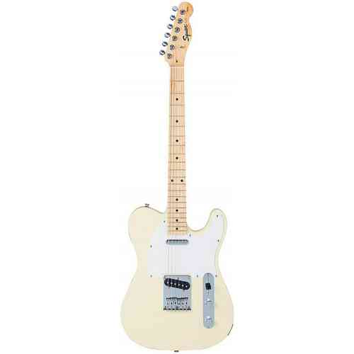 Fender SQUIER AFFINITY TELECASTER MN ARCTIC WHITE