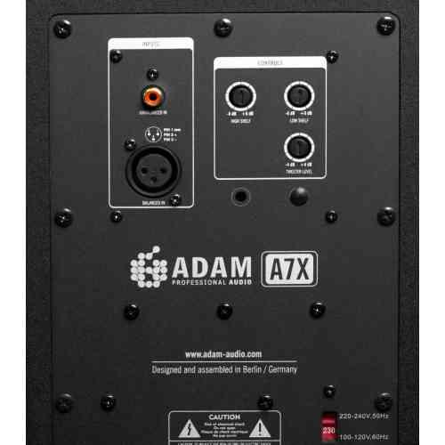 Активный студийный монитор ADAM A7X #3 - фото 3