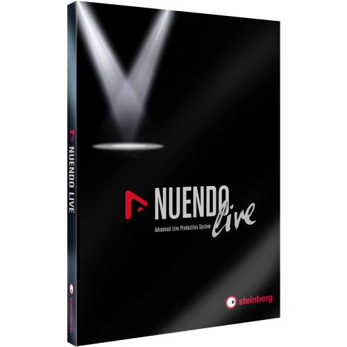Программное обеспечение Steinberg Nuendo Live #1 - фото 1
