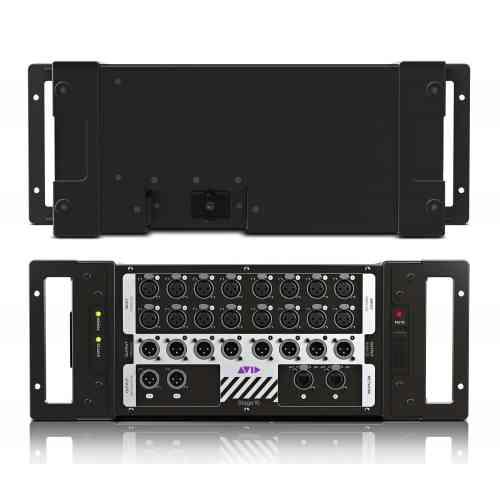 Avid Venue Stage 16 remote I/O box
