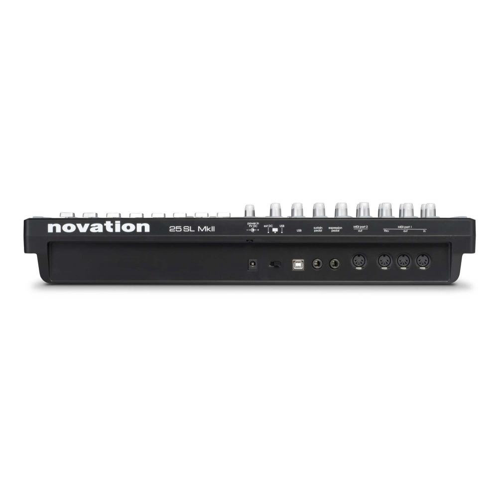 Novation 25 SL MkII - фото 3
