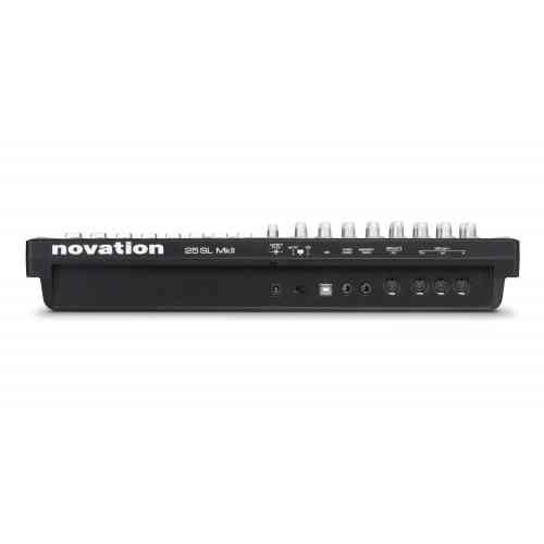 MIDI клавиатура Novation 25 SL MkII #3 - фото 3
