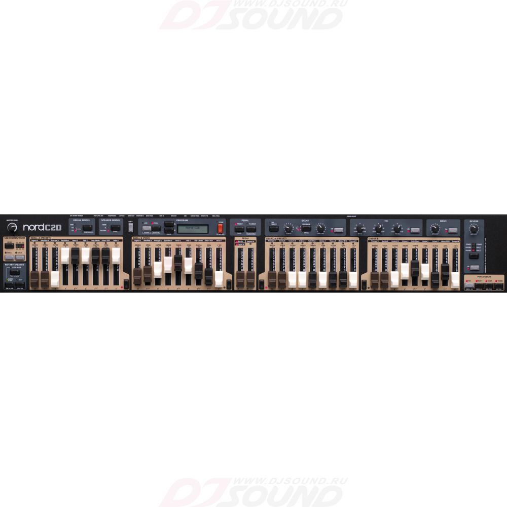 Clavia Nord C2D Combo Organ - фото 2