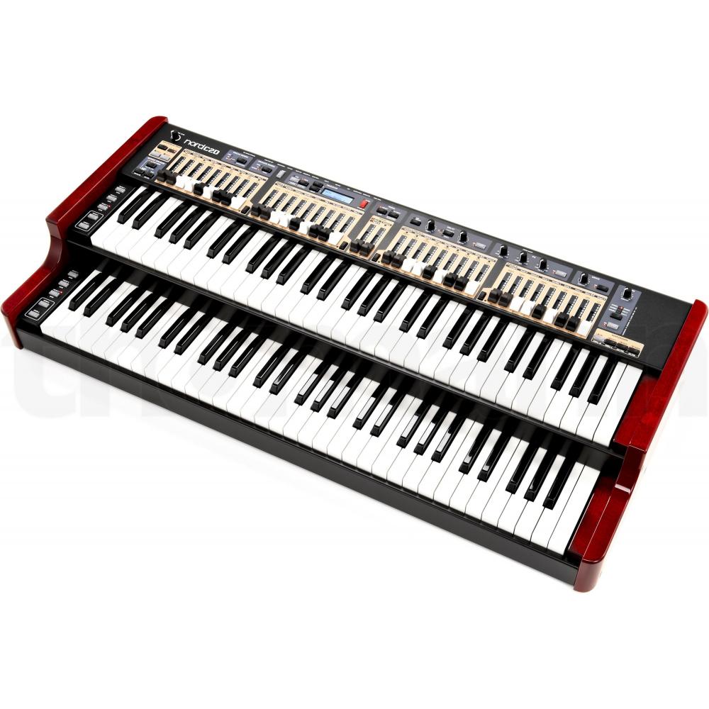 Clavia Nord C2D Combo Organ - фото 3