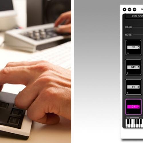 MIDI контроллер Steinberg CMC-PD #1 - фото 1