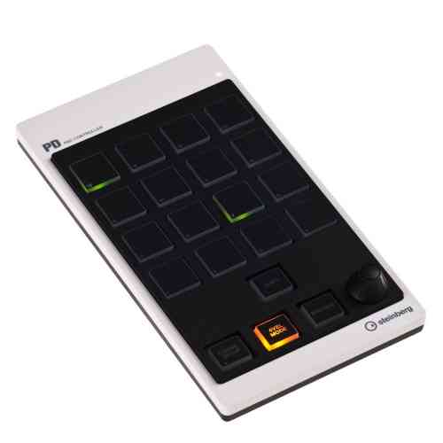 MIDI контроллер Steinberg CMC-PD #2 - фото 2