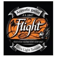 Flight AS1047, Extra Light 10-47