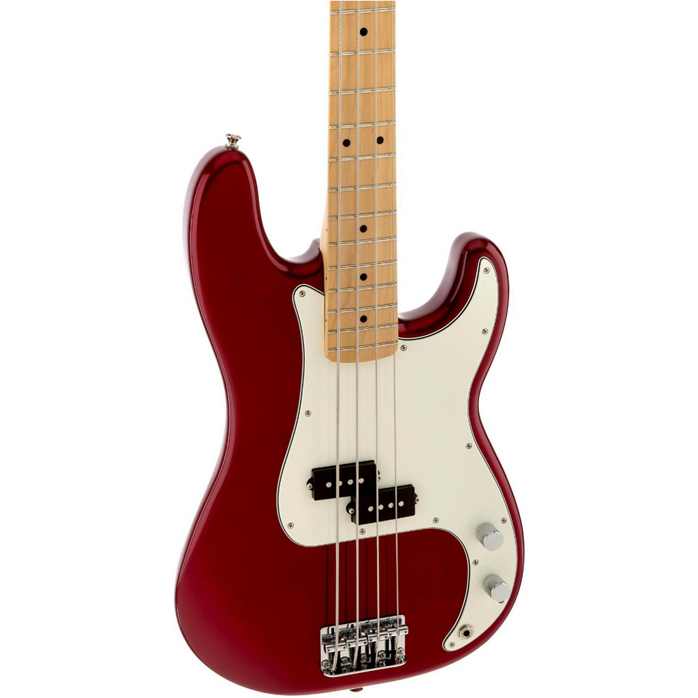 Fender STANDARD PRECISION BASS MN CANDY APPLE RED TINT - фото 5