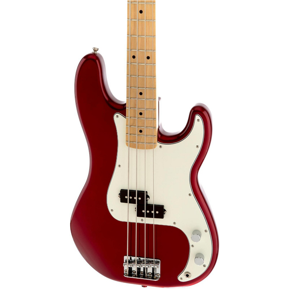 Fender STANDARD PRECISION BASS MN CANDY APPLE RED TINT - фото 7