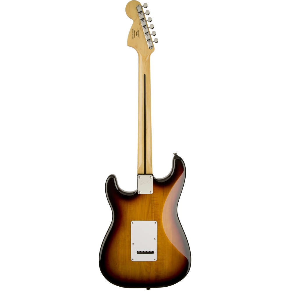 Fender Squier Bullet Strat Tremolo HSS RW Brown Sunburst - фото 3