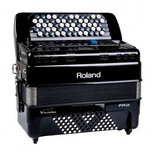 Баян Roland FR-1XB BK #3 - фото 3