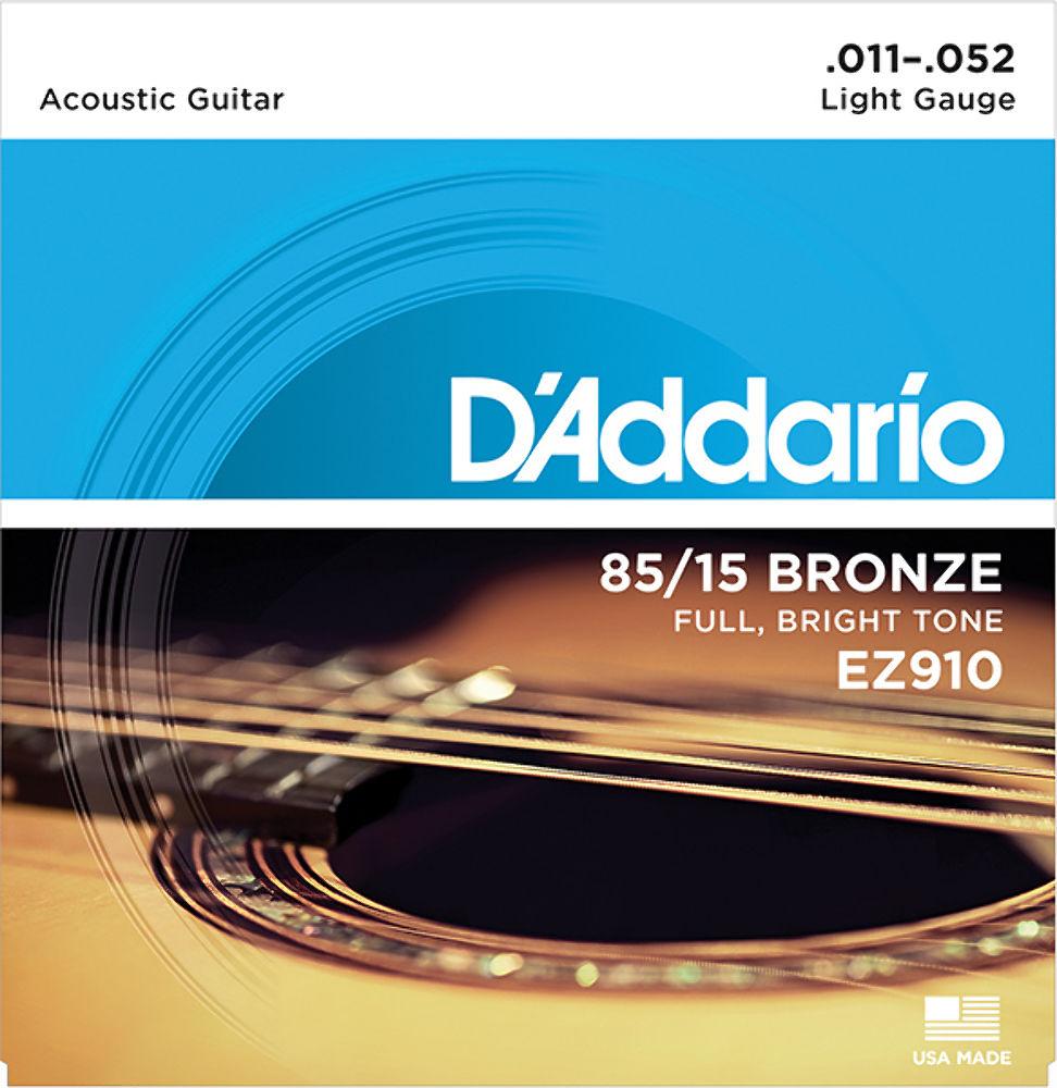 D`Addario EZ910  - фото 1