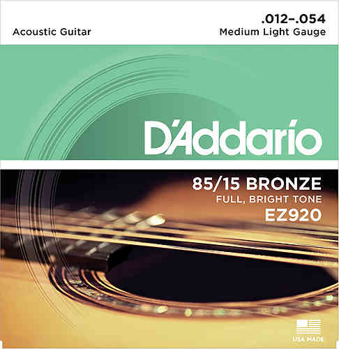 D`Addario EZ920