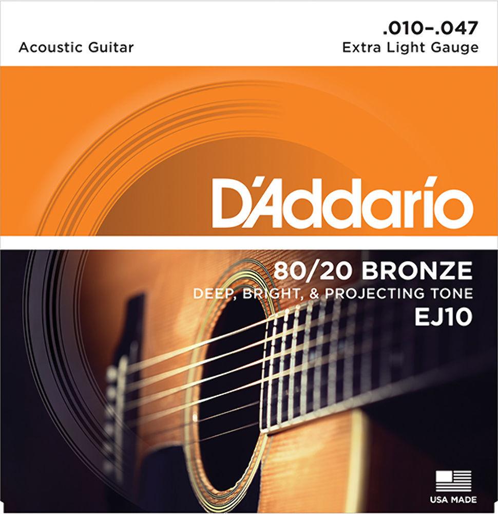 D`Addario EJ10  - фото 1