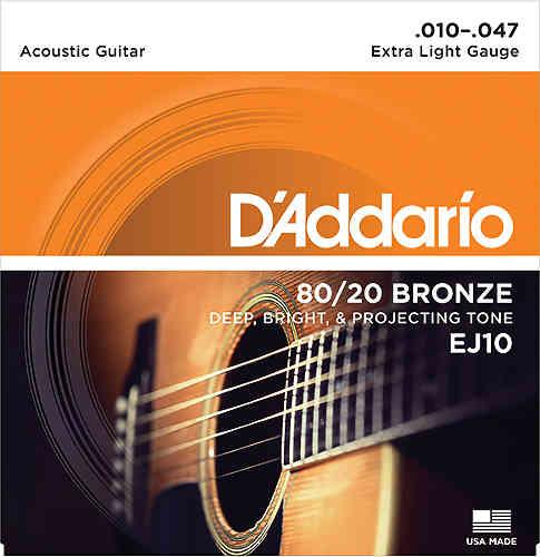 D`Addario EJ10