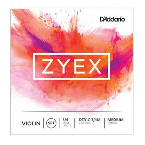 D`Addario DZ310 3/4M Zyex