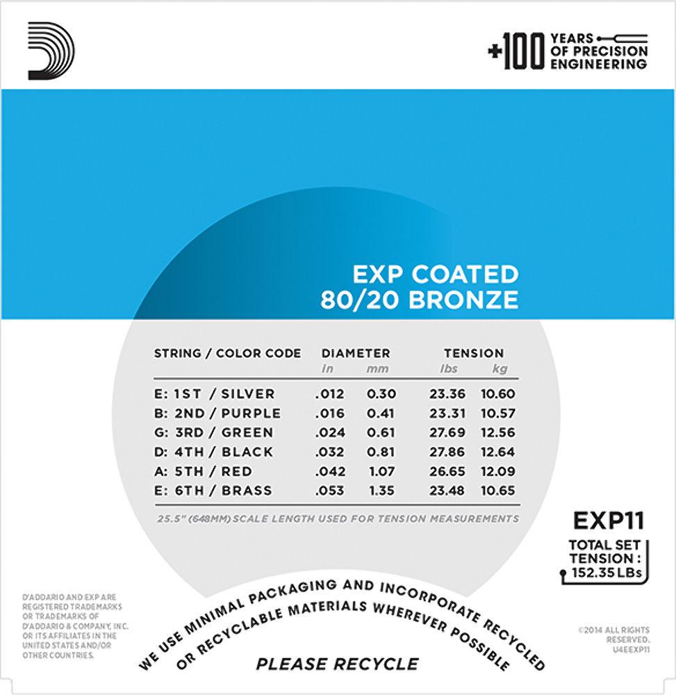 D`Addario EXP11  - фото 3