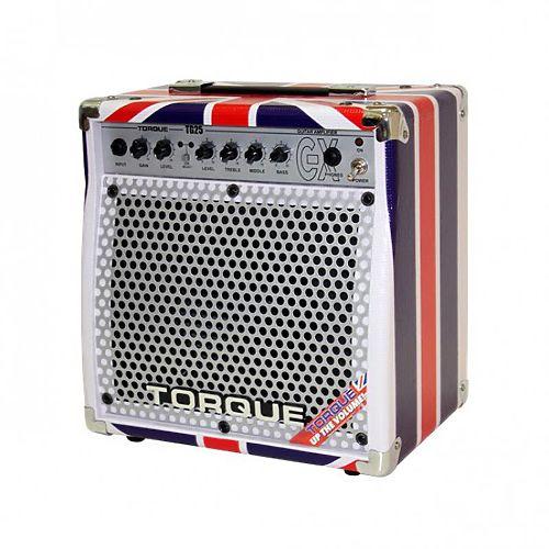 Комбоусилитель для электрогитары Torque TG-25  #1 - фото 1