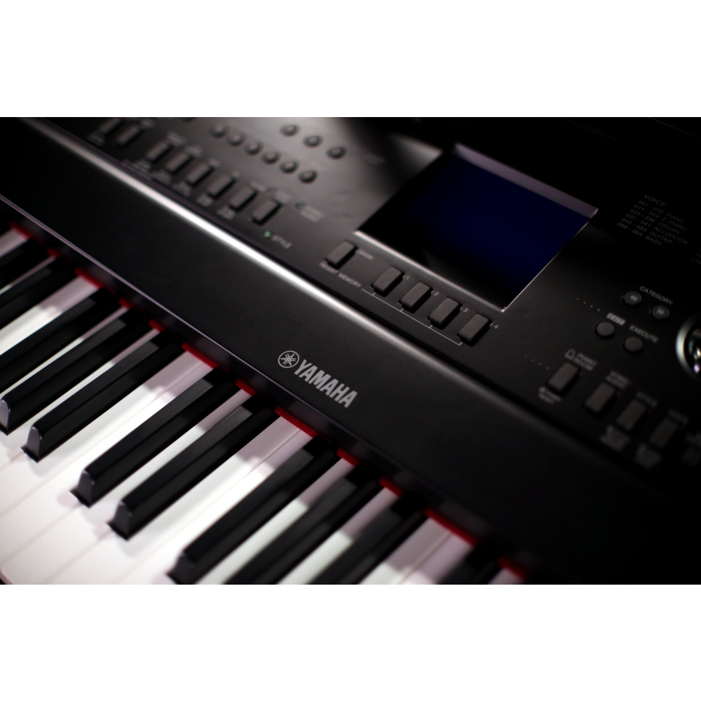 Yamaha DGX-660 B - фото 3