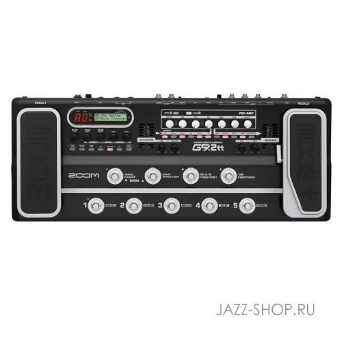Процессор для электрогитары ZOOM G9.2tt #1 - фото 1