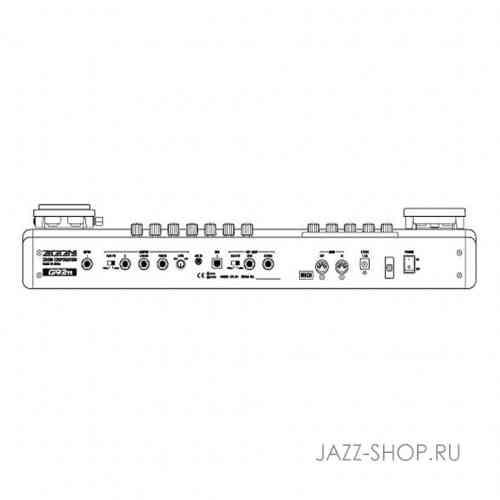 Процессор для электрогитары ZOOM G9.2tt #2 - фото 2
