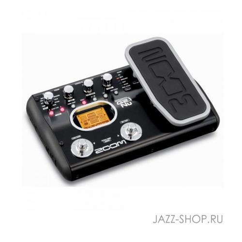Процессор для электрогитары ZOOM G2.1Nu в комплекте с адаптером AD0016 #1 - фото 1
