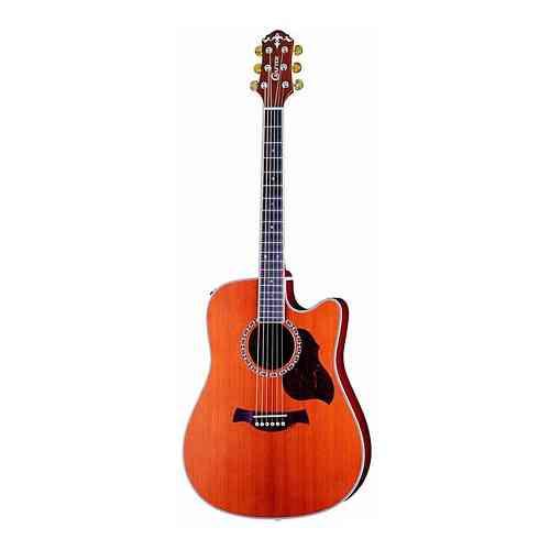 Электроакустическая гитара CRAFTER DE-7 #2 - фото 2