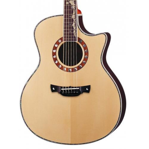 Электроакустическая гитара CRAFTER ML-Rose Plus #1 - фото 1